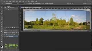 Собираем панораму средствами Photoshop