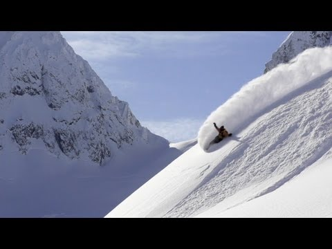 Backcountry Powder Lines – Mates in Alaska – Ep 1
