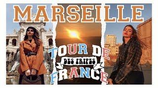 TOUR DES FRIPERIES ET BOUTIQUES VINTAGE DE MARSEILLE