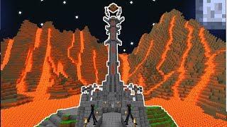 BASE just got little bit more EVIL! | Minecraft WAR #102