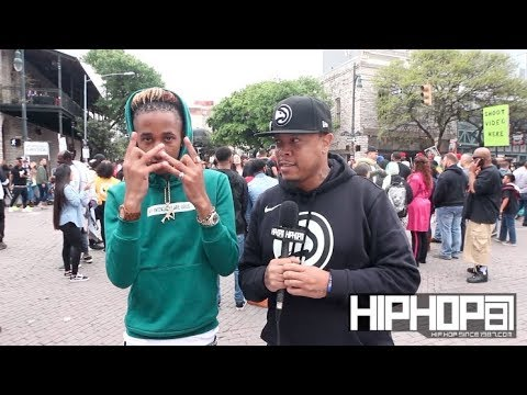 "Robnhood Tra Talks His Project 'Exit 66', His Record ""Thirty8"", Atlanta's Hip-Hop Scene & More"