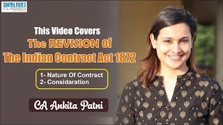 CA Foundation Revision by CA Ankita Patni (Part 2)