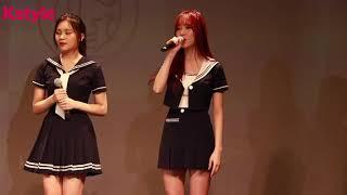 Yuju Gfriend singing Mika Nakashima's Will