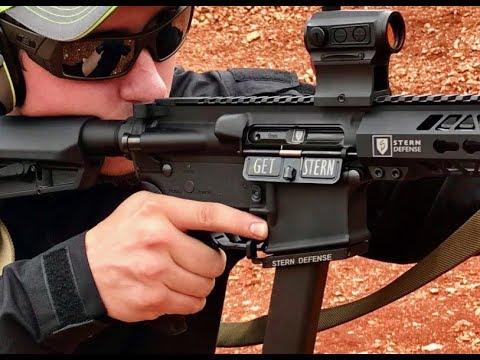 Convert A Mil-Spec AR To Pistol Caliber Magazine Capability