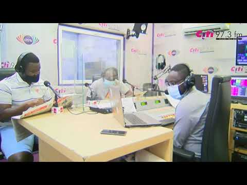 Newspaper Review on the Citi Breakfast Show - 4th August, 2020