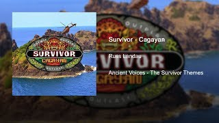 Survivor - Cagayan (Official Music)