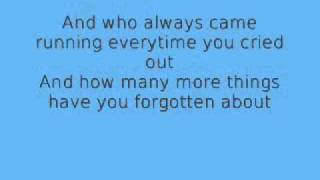 Randy Travis - Angels w/ Lyrics