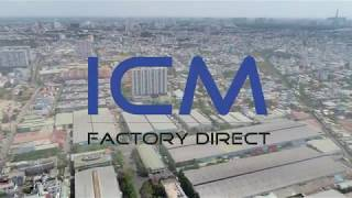 ICM Factory Direct: Washable mask with High Performance Swiss Technology
