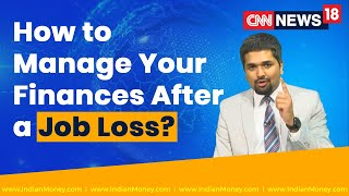 Job Loss - How to Manage Finances if you Lose Job | Money Doctor Show English | EP : 220