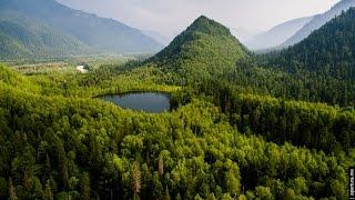 Piękno i wielkość Syberii