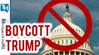 Will You Boycott the State of the Union? 2019
