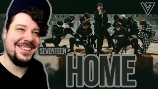 Mikey Reacts to SEVENTEEN 'Home' M/V