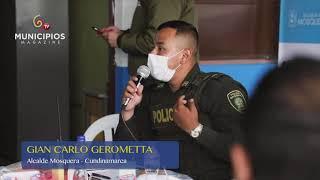 TV MUNICIPIOS –  LA ALCALDÍA DE MOSQUERA – CUNDINAMARCA ESCUCHA LAS NECESIDADES DE SU COMUNIDAD