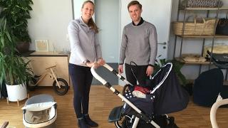 AngelCab Urban Testbericht - Der beste Kinderwagen?  Bekannt aus Höhle der Löwen
