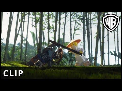 The Lego Ninjago Movie (Clip 'Ninja Nerds')