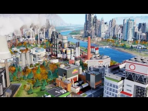SimCity Standard Edition Origin Key GLOBAL - video trailer