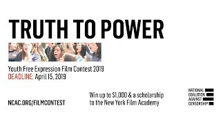 Youth Free Expression Film Contest