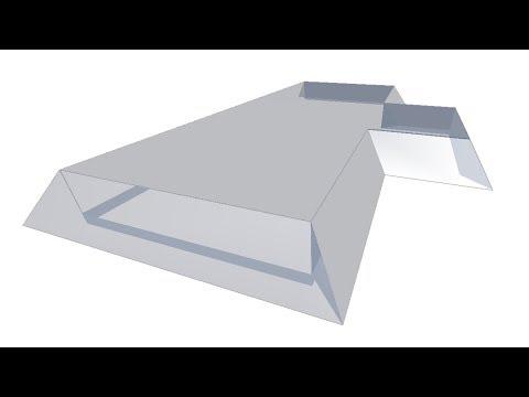 TopAdjuster com Xactimate Tutorial - Hip Roof Sketch