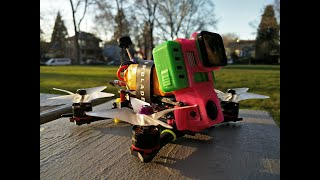 What's a 39g GoPro good for anyway? Micro FPV Park Wonderland!