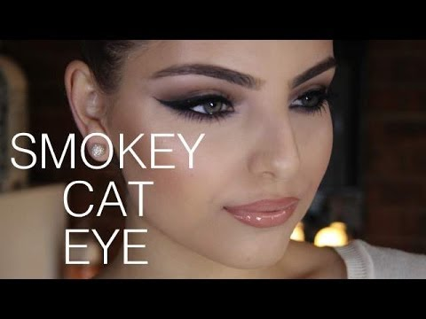 Smokey Cat Eye Tutorial