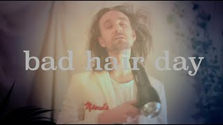 "Francis Lung – ""Bad Hair Day"""