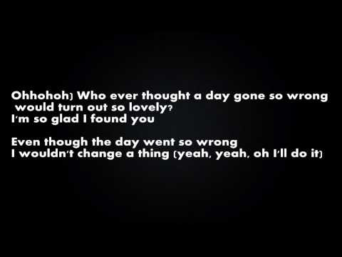 Again-Bruno Mars (Lyric Video)