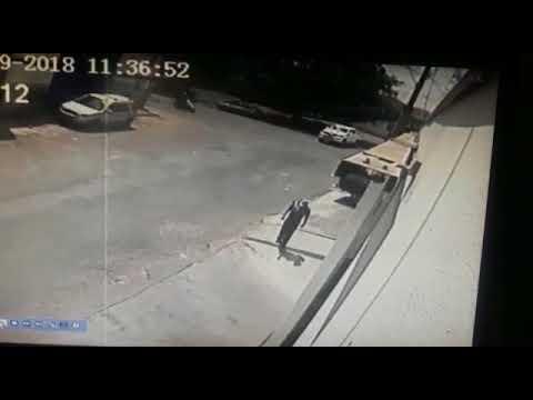 Motociclista morre após ser atingido por caminhonete no Bairro Jardim Paulistano