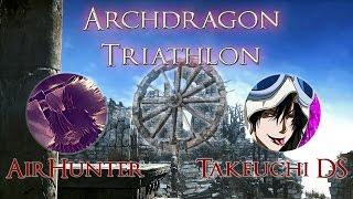 Dark Souls 3 - The Archdragon Triathlon
