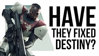 What the Destiny 2 Beta reveals about the Full Game