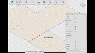 Fusion 360 Trim and Extend Tools