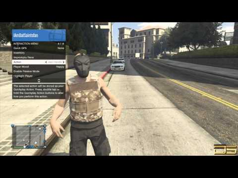 Grand Theft Auto Online Walkthrough - GTA 5 Online - All 5 NEW