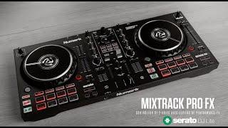 Numark Mixtrack Pro FX - Video