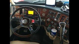 Дальнобой Америка.  Путь домой. Обзор Volvo 880.
