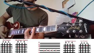 Adamlar  | Zombi Mahali (Yeni Albüm) | Nasıl Çalınır? | Gitar Dersi | Akor Ve Tab