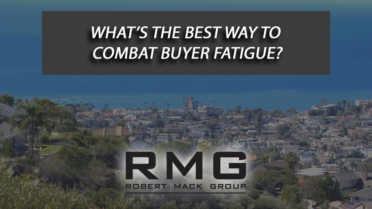 What's the Best Way to Combat Buyer Fatigue?