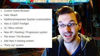 Halo mcc huge dev update - Free video search site - Findclip Net