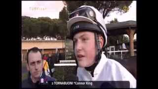preview picture of video 'Turflash 23 Feb 2014 - GP in Ostacolil e la Ribot Cup'