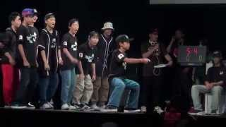 8.19 BATTLE ATTACK FINAL BEAT SOLDIER vs West Japan Style