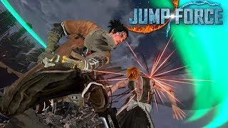 Sekiro shadows die twice Mod for Jump Force | Download Available