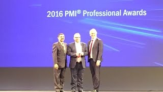 PMIEF® Snyder Award 2016 for Saadi Adra