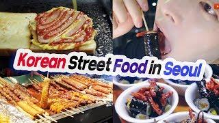 Lokasi Jajanan Street Food 24 Jam di Korea Selatan