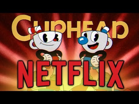 Cuphead CARTOON is Coming to Netflix!