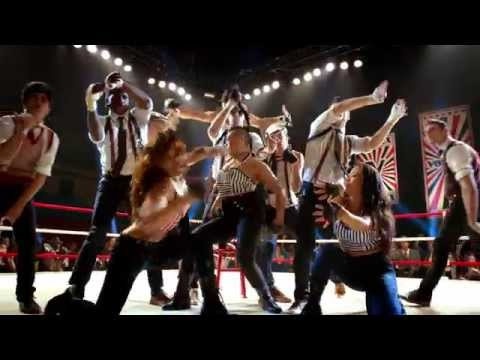 Step Up All In Step Up All In (Clip 'Battle in the Ring')