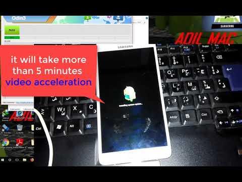 unbrick samsung Note 4 with PIT file - смотреть онлайн на