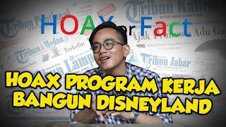 Beredar Kabar Hoax Gibran Rakabuming akan Bangun Disneyland di Solo, Begini Fakta Sebenarnya
