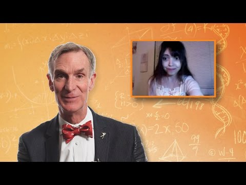 Bill Nye Explains the Scientific Method and His Greatest Accomplishment in Life
