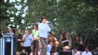 "The Doors Wild Child Live at New York ""Singer Bowl"" 1968"
