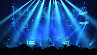 Chase & Status 'Blk & Blu' Live from London's O2 Arena