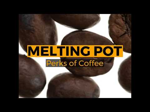 CVM LIVE - MeltingPot : Benefits of Coffee - January 14, 2019