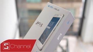 Schannel - Mở Hộp ASUS Pegasus: Zenfone 5 Phiên Bản Trung Quốc